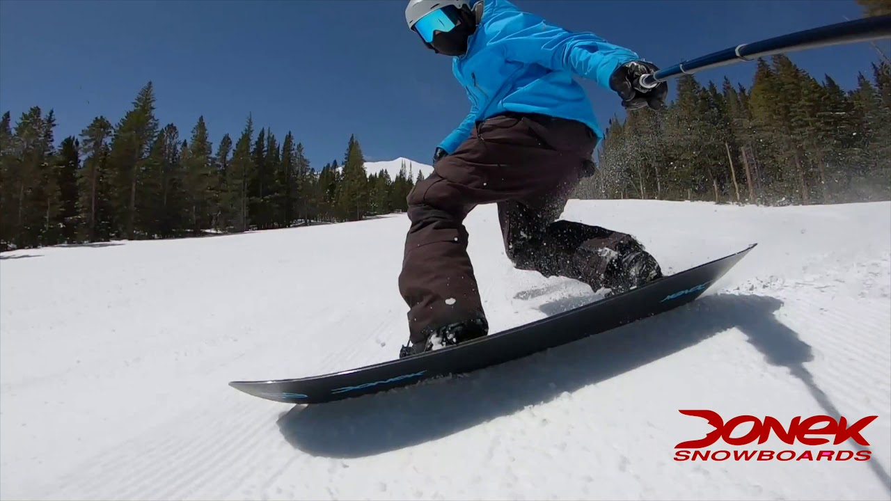 Donek Snowboard Review
