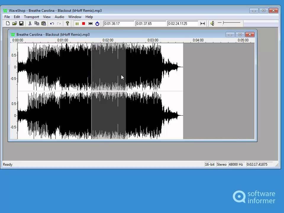 Top 5 Free Audio Editors to Cut Music Effortlessly - Freemake