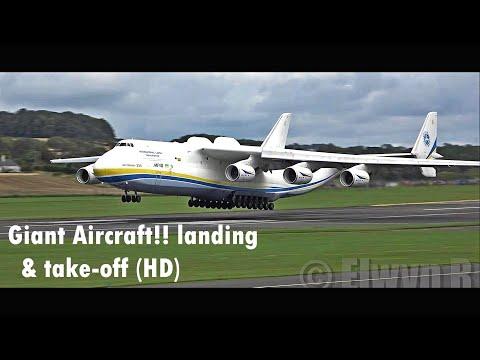 Aircraft Giant Antonov