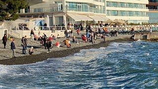 01 01 2021 Погода в Сочи в январе Смотри на Чёрное море каждый день