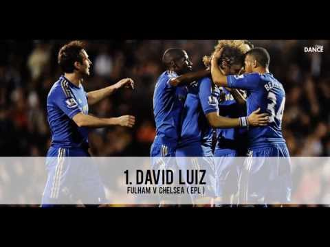 CHELSEA TOP 10 GOALS 2012/13 [HD]