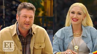 Blake Shelton Is 'Very Happy' Gwen Stefani Is Returning To 'The Voice'