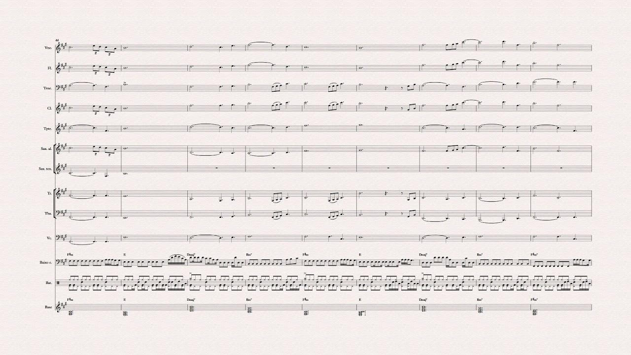 GABRIELA ROCHA - HOSANA feat. LUKAS AGUSTINHO (Arranjo)