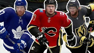 WHAT IF THE NHL RESTARTED AND HAD A FANTASY DRAFT?