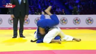2017年ブダペスト世界柔道選手権大会 男子(一本まとめ)