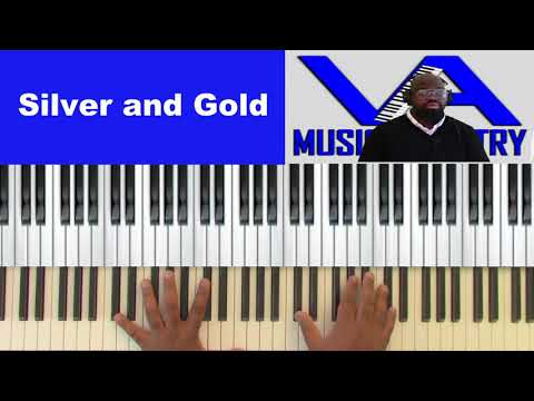 Silver and Gold by Kirk Franklin (Updated)