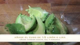Bacalao Con Guacamole De Menta Y Mahonesa De Wasabi