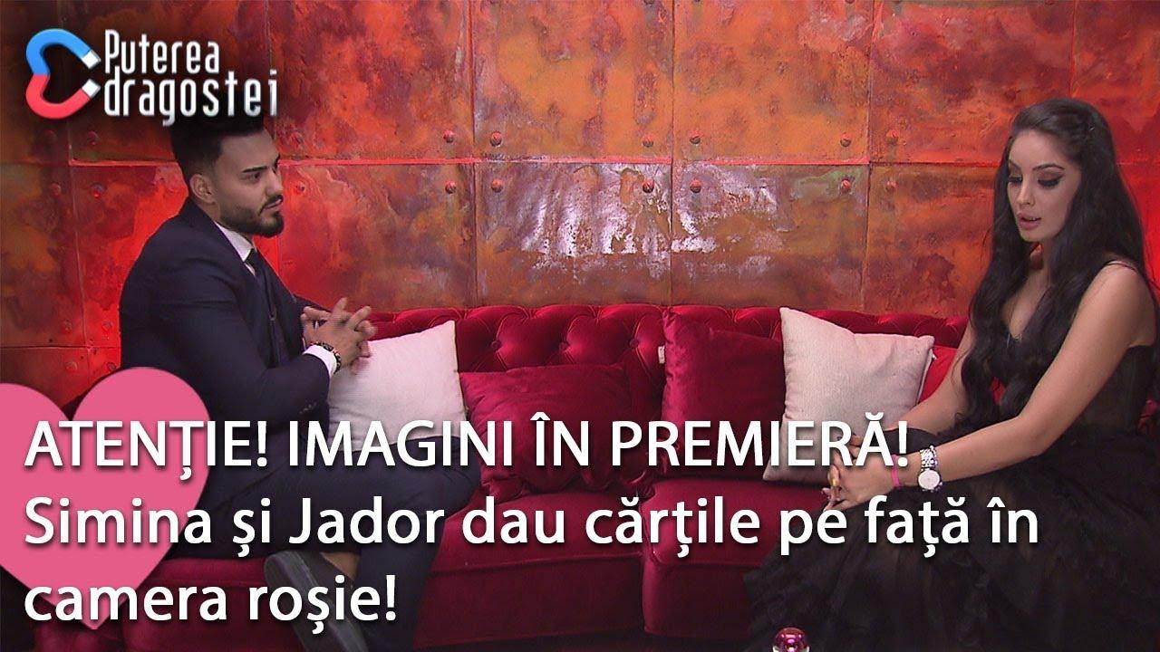 Simina și Jador dau cărțile pe față în camera roșie!
