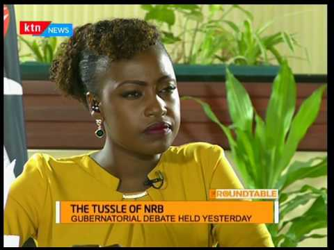 The tussle of Nairobi-with Youth Unemployment on the rise: The Round Table pt 2