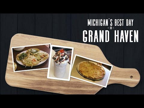 Michigan's Best Day in Grand Haven: 5 Great Spots for Tasty Eats