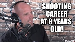 Max Michel discusses starting his shooting career at 8 Years old! // John Bartolo Show