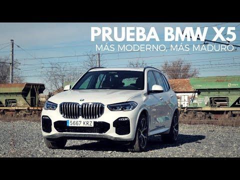 Prueba BMW X5 xDrive30d 265 CV Pack M - Actualidad Motor