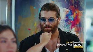 "Erkenci Kuş  cap 1 trailer en  Español ""Demet Ozdemir & Can Yaman"""