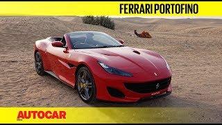 Ferrari Portofino | India Drive Review | Autocar India