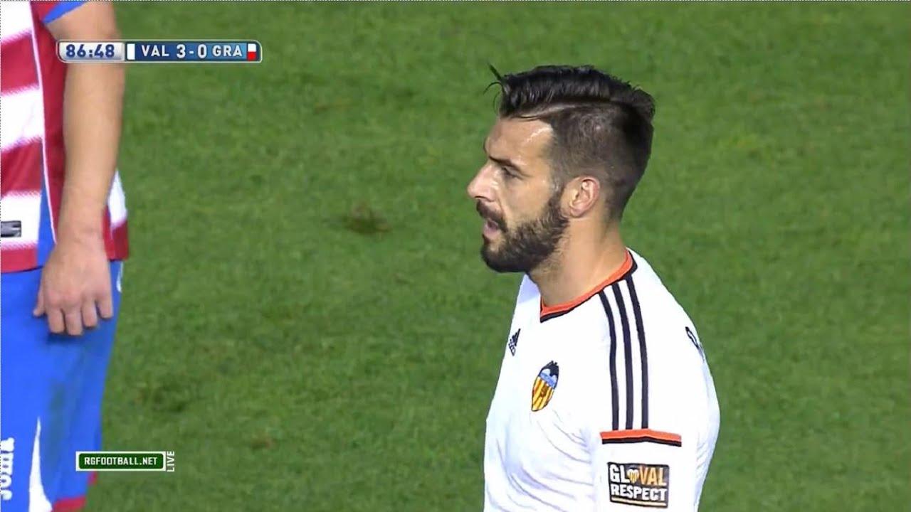 Alvaro Negredo vs Granada H 14 15