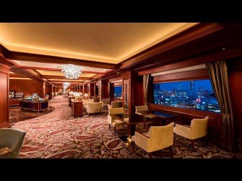 ANA Crowne Plaza Osaka, New Crowne Club Lounge (2016)