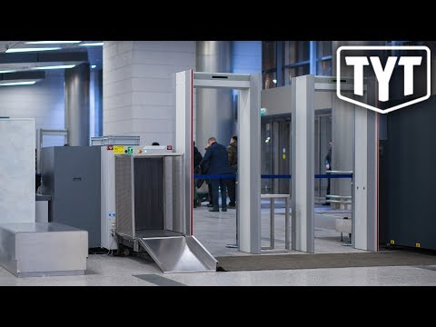 Significant Flaw Discovered In Airport Full Body Scanners