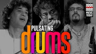 Pulsating Drums | Audio Jukebox | Instrumental | World Music | Zakir Hussain | Taufiq Qureshi