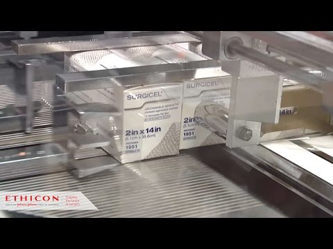 Consistency and Control. The manufacturing process for the SURGICEL Family of Absorbable Hemostats