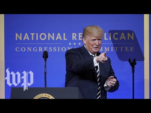 Trump jokes about opening ANWR to oil exploration