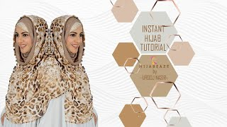 Instant Hijab Tutorial