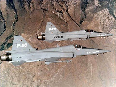 F-20 TIGERSHARK SHORT DOCUMENTARY