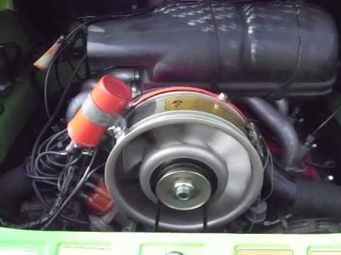 Porsche 911 G Modell 2,7 l KE Jetronic Motor - YouTube