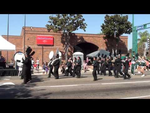 2015 Buena Park High School Band & Cheer