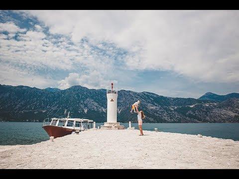 Vacations in Montenegro