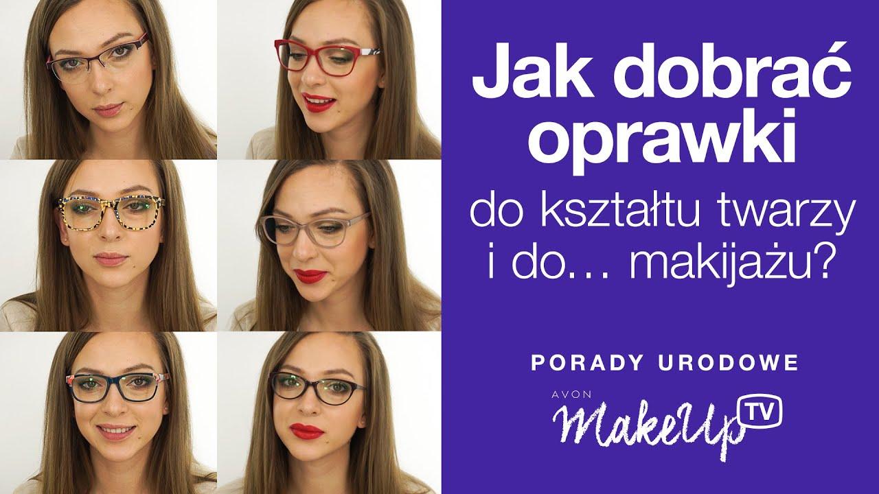 7fafb1a56608e4 Jak dobrać oprawki do kształtu twarzy i... do makijażu? Zapraszamy do  Vision Express! (Paulina)