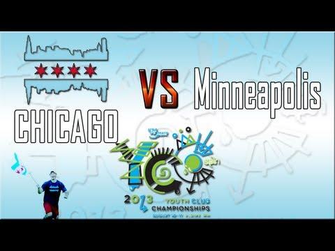 YCC 2013: Chicago VS Minneapolis
