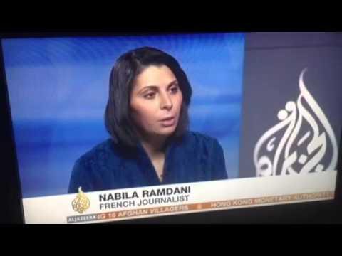 Nabila Ramdani - Al Jazeera Newshour - Francois Hollande Visit to Algeria - 20 Dec 2012