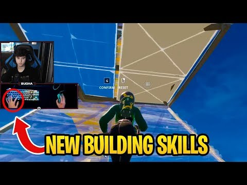 Bugha Shows His New Building Skills!