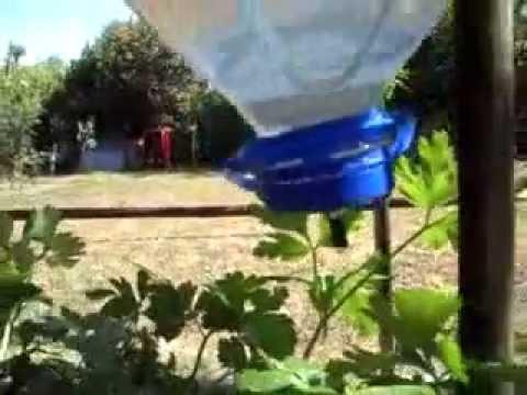 sistema di irrigazione a goccia fai da te