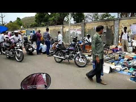 Pallavaram Friday Market (Shandy) - Longest weekly market chain shop in chennai