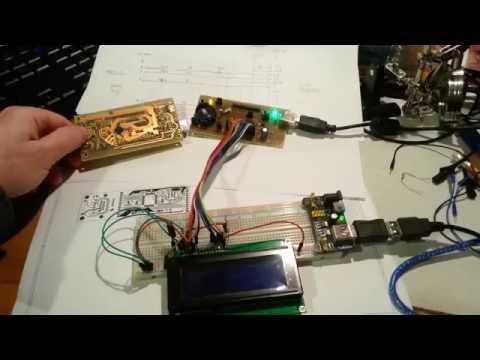 Homemade Arduino STM32F103 dev board | Hackaday io
