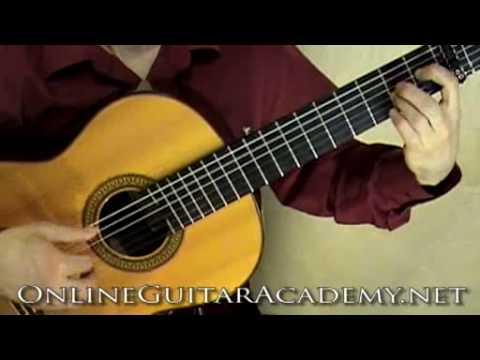Flamenco Guitar Lessons by LAGA Online