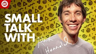 Meet Alex Honnold of
