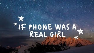 IF PHONE WAS A  REAL GIRL / CHILD VIDEO/SUPER SISTERS /SISTERS VIDEO/2020/IF PHONE WAS A REAL PERSON