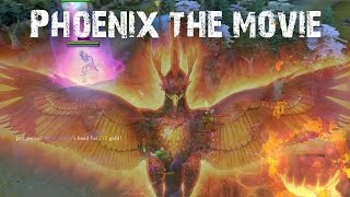 Dota 2 - Phoenix The movie