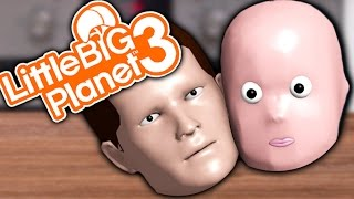 WHO S YOUR SACKTHING Little Big Planet 3 Multiplayer 74