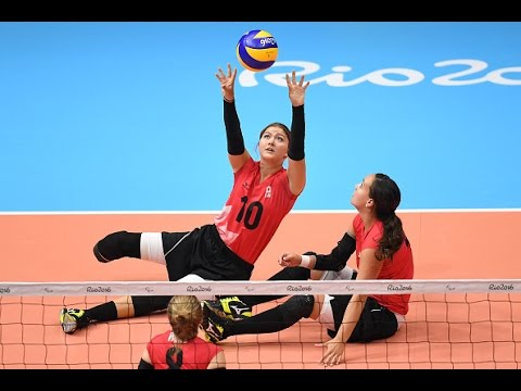 Sitting Volleyball | P2 - Women's 7-8 Classification | Rio 2016 Paralympic Games
