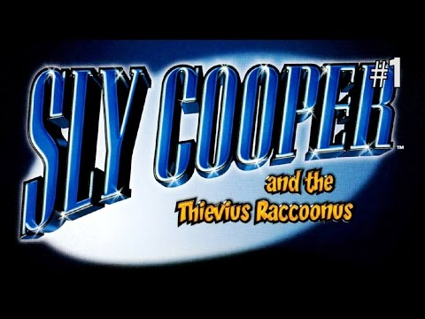 Twitch Livestream | Sly Cooper and the Thievius Raccoonus Part 1 [PS2/PS3]