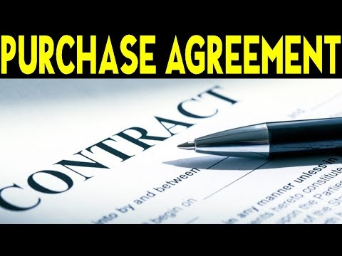 How To Fill Out The Purchase Agreement   Wholesaling Real Estate Contracts
