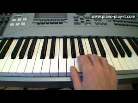Piano Sus Chords - How to Form Suspended Chords on Piano ...