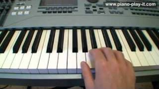 piano sus chords how to form suspended chords on piano