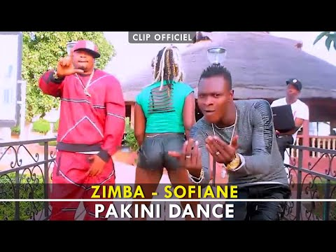 ZIMBA Feat Sofiano - Pakini Dance [Clip Officiel] 2016