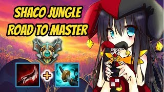 Shaco Jungle carrying Diamond [League of Legends] Full Gameplay - Infernal Shaco