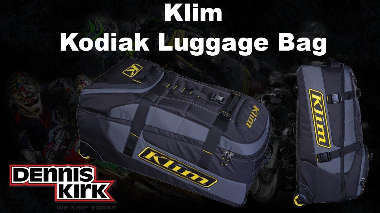 Klim Kodiak Luggage Bag Travel Gear For Snowmobile Motorcycleore You