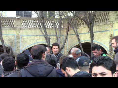 Iranian street stock market - Tehran